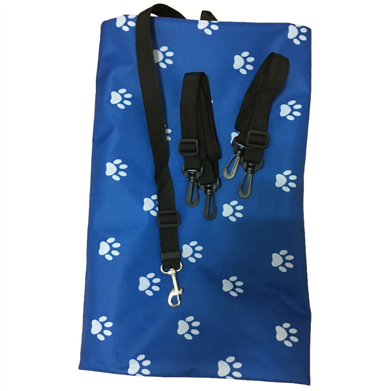 Dog Carriers Waterproof Rear Back Pet Dog Car Seat Cover